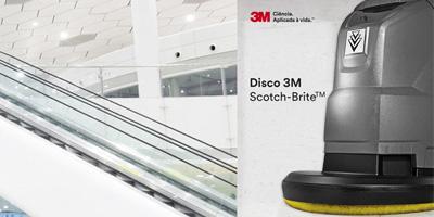 Discos de Limpeza Scotch-Brite™ 3M