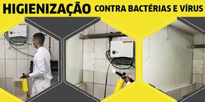 Limpeza e Higienização Profissional