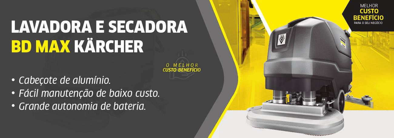 Lavadora de Piso BD Max Kärcher