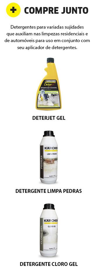 Detergentes Karcher