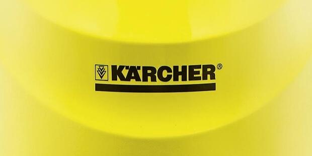 Qualidade e inovação Karcher